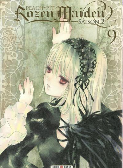 image de Rozen Maiden - Saison 2 tome 9