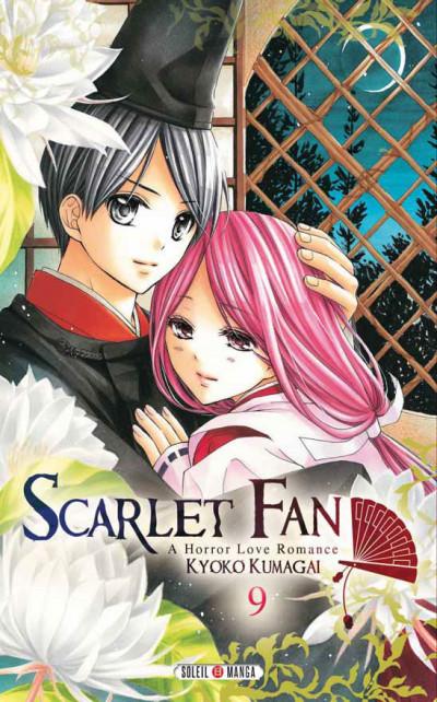 Couverture Scarlet Fan tome 9