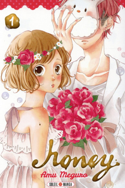 Couverture Honey tome 1