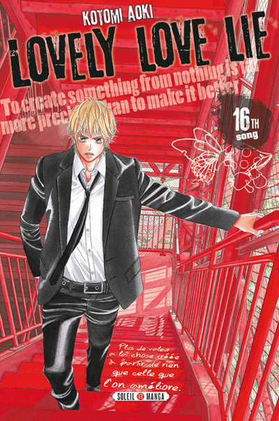 Couverture Lovely Love Lie tome 16