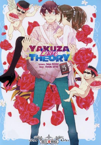 Couverture Yakuza Love Theory tome 5