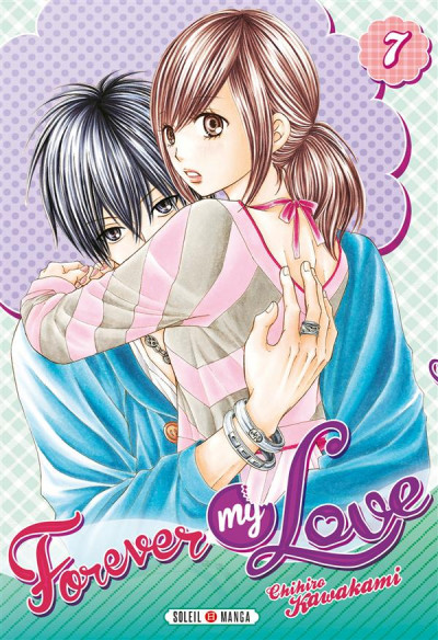 Couverture Forever my love tome 7