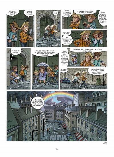Page 4 Le collège invisible tome 13