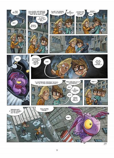 Page 6 Le collège invisible tome 13