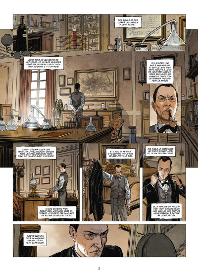 Page 1 Sherlock Holmes Society tome 2