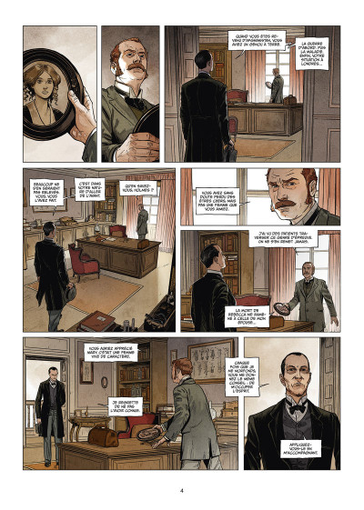 Page 2 Sherlock Holmes Society tome 2