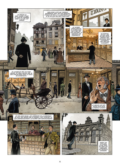 Page 4 Sherlock Holmes Society tome 2