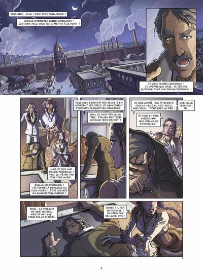 Page 4 Princesse Sara tome 8