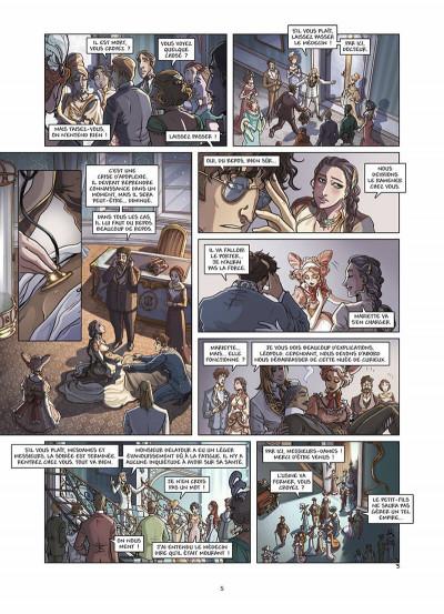 Page 6 Princesse Sara tome 8
