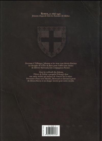 Dos Les démons d'Armoises tome 3