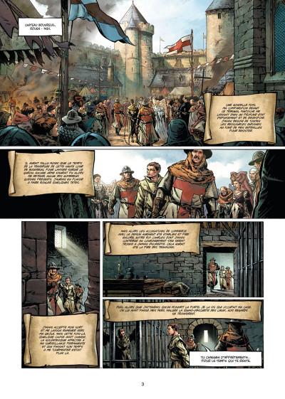 Page 1 Les démons d'Armoises tome 3