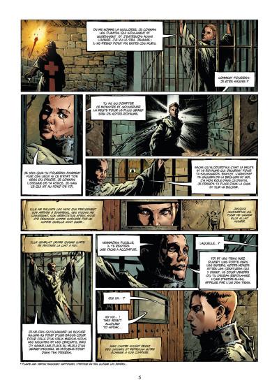Page 3 Les démons d'Armoises tome 3