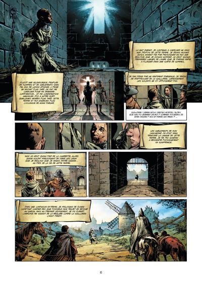 Page 4 Les démons d'Armoises tome 3