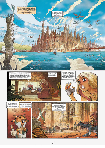 Page 2 Ekhö monde miroir tome 4