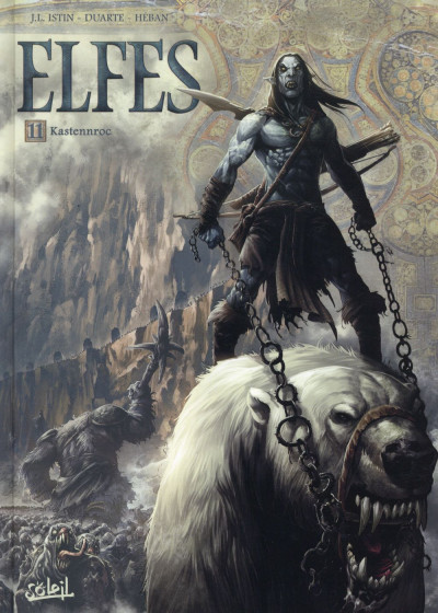 Couverture Elfes tome 11