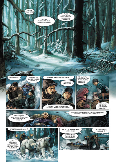 Page 2 Elfes tome 11