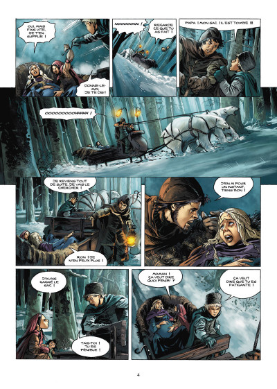 Page 3 Elfes tome 11