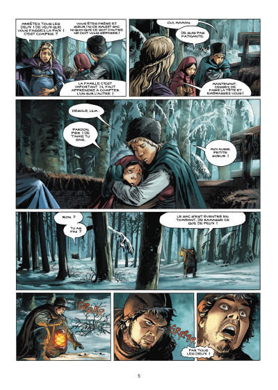 Page 4 Elfes tome 11