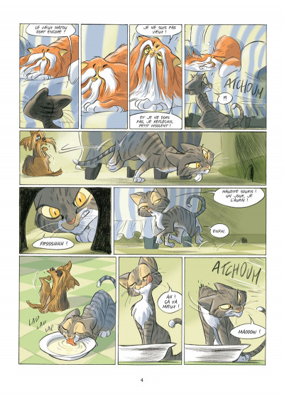 Page 2 Léonid tome 1