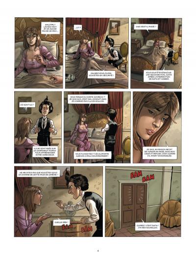 Page 2 Aspic, détectives de l'étrange tome 4