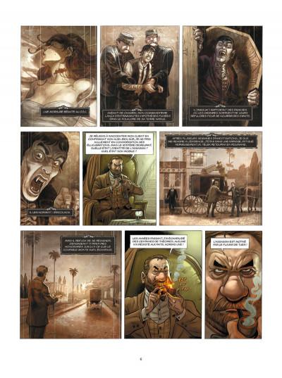 Page 4 Aspic, détectives de l'étrange tome 4