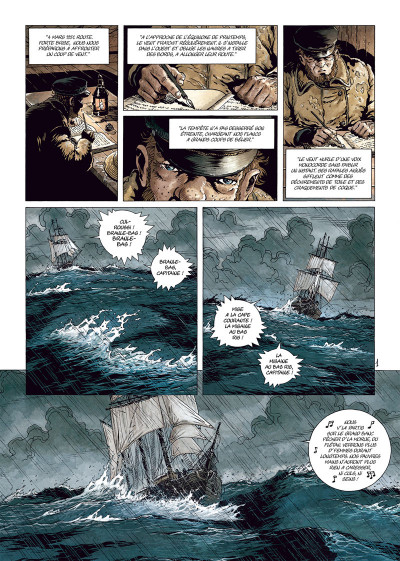 Page 1 Entre terre et mer tome 3