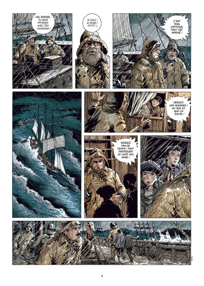 Page 2 Entre terre et mer tome 3
