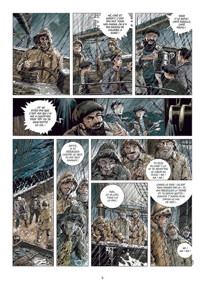 Page 3 Entre terre et mer tome 3