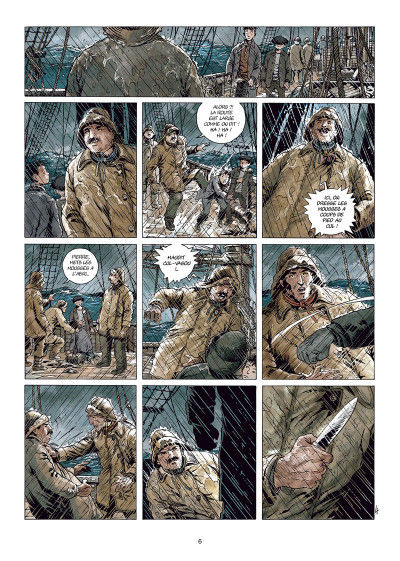 Page 4 Entre terre et mer tome 3