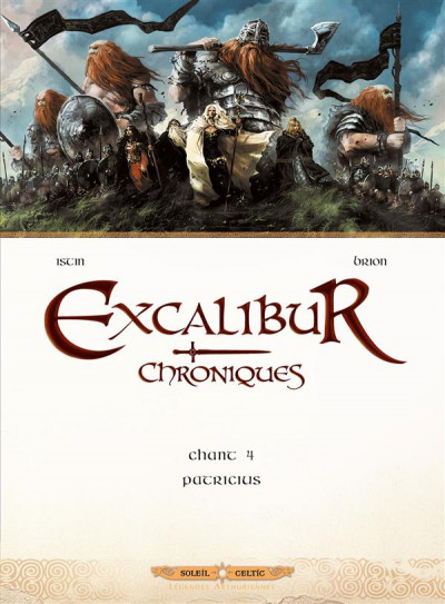 image de Excalibur Chroniques tome 4 - Patricius