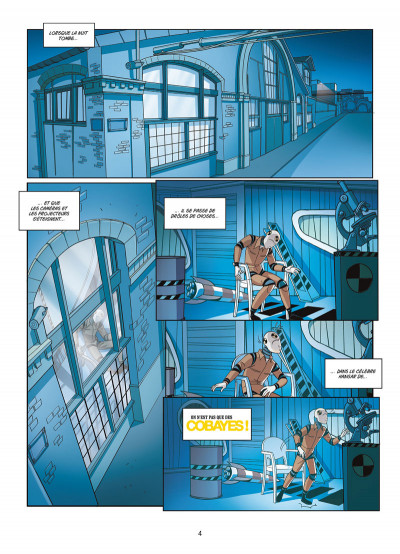 Page 1 On n'est pas que des cobayes ! tome 1