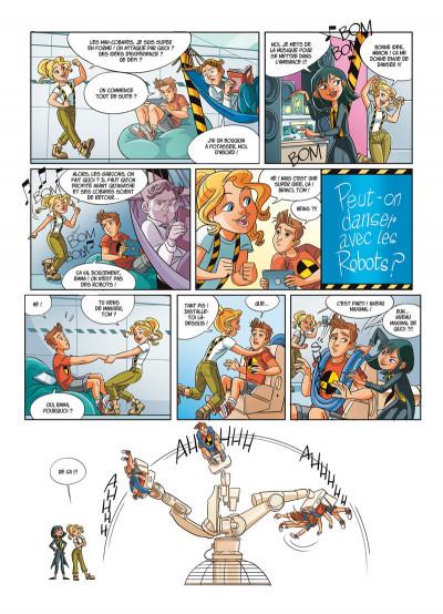 Page 3 On n'est pas que des cobayes ! tome 1