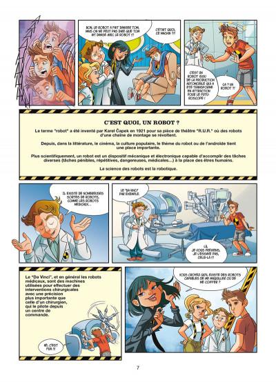 Page 4 On n'est pas que des cobayes ! tome 1
