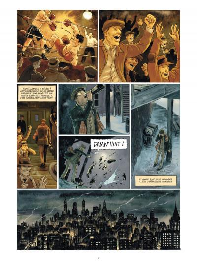 Page 2 Broadway - Une rue en Amérique tome 2