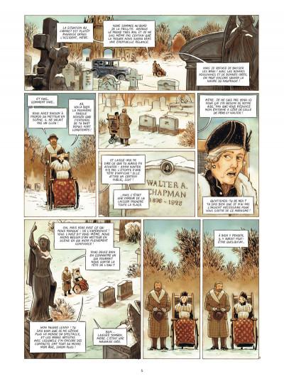 Page 3 Broadway - Une rue en Amérique tome 2