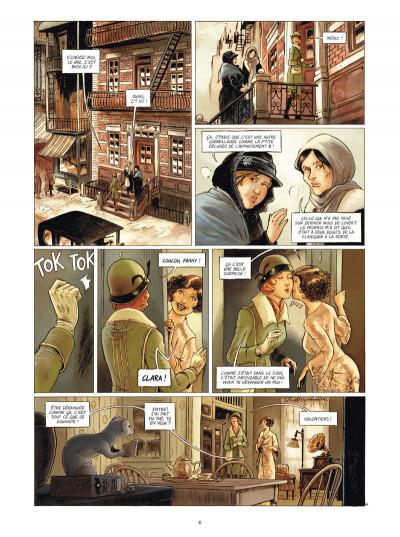 Page 4 Broadway - Une rue en Amérique tome 2