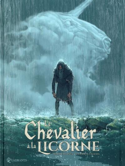 Couverture Le Chevalier à la Licorne