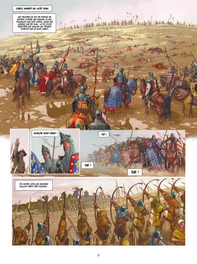 Page 1 Le Chevalier à la Licorne