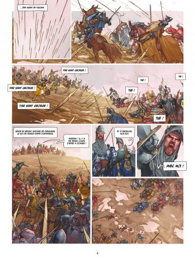 Page 2 Le Chevalier à la Licorne