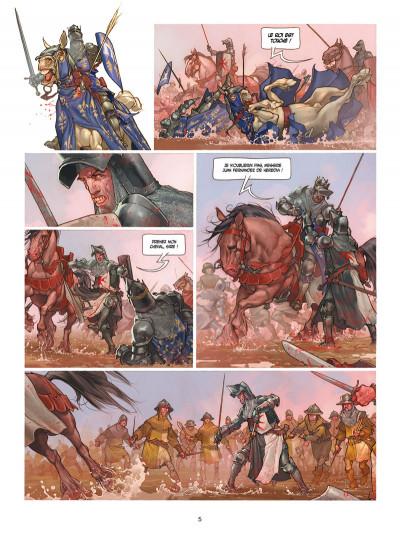 Page 3 Le Chevalier à la Licorne