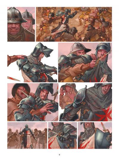 Page 4 Le Chevalier à la Licorne