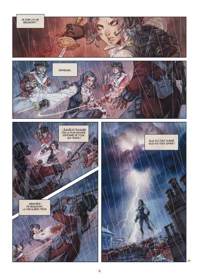 Page 1 Lady Liberty tome 2