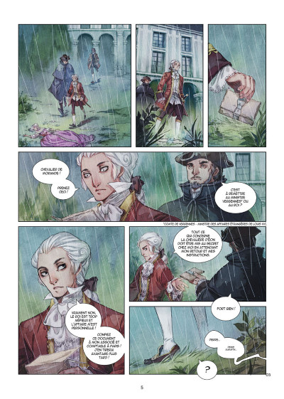 Page 3 Lady Liberty tome 2