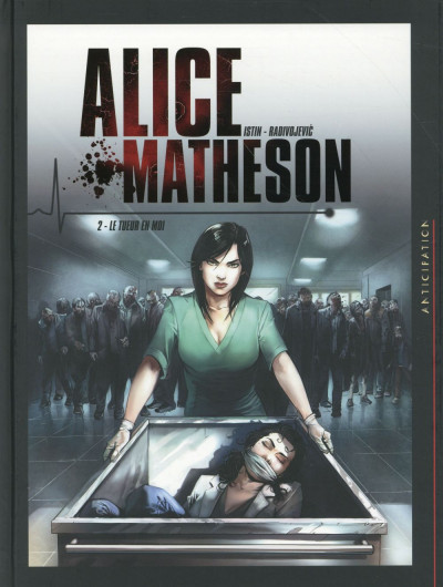 Couverture Alice Matheson tome 2