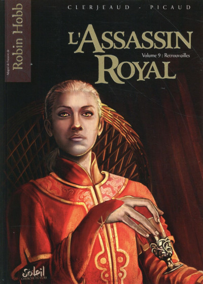 image de L'assassin royal tome 9 - Retrouvailles