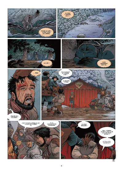 Page 2 L'assassin royal tome 9