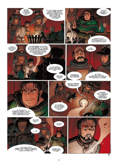 Page 3 L'assassin royal tome 9