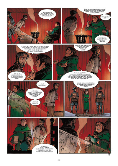 Page 4 L'assassin royal tome 9