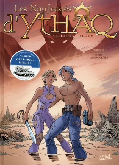 Couverture Les Naufragés d'Ythaq tome 13
