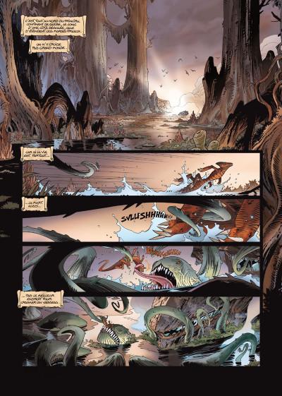 Page 1 Les Naufragés d'Ythaq tome 13